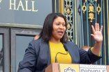London Breed Sworn In As San Francisco's First Black Female Mayor