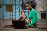 Young Cameroonian Girls Learning Science And Technology To Improve Their Lot