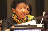 Improve Gender Balance -Phumzile Mlambo-Ngucka
