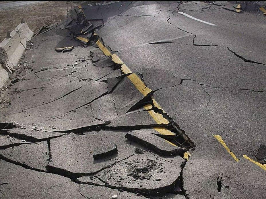 earth tremor