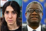 Congolese Doctor, Yazidi Activist Win Nobel Peace Prize For Combating Sexual Violence