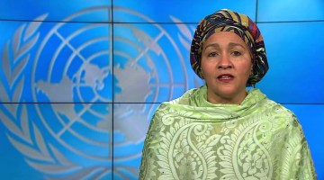 UN Boss Asks Somalia Elders to Support 30% Quota for Women