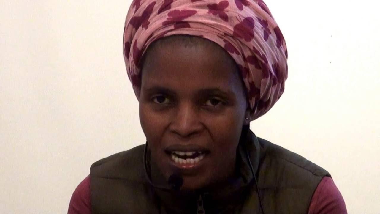 Nonhle Mbuthuma,