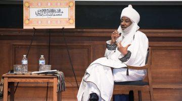 Emir of Kano, Muhammadu Sanusi II, Urges Women To Vote Gender Sensitive Leaders