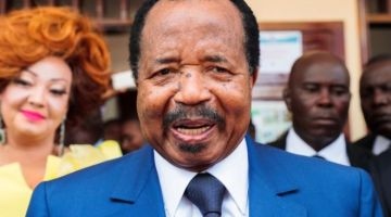 President Biya Of Cameroon Turns 86