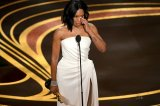 Regina King Wins Supporting Actress Oscar For 'If Beale Street Could Talk'