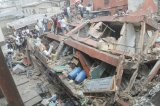 Five Pupils Feared Dead As School Building Collapses In Lagos