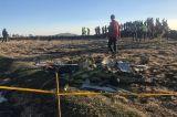 Ethiopian Airlines Flight To Nairobi Crashes