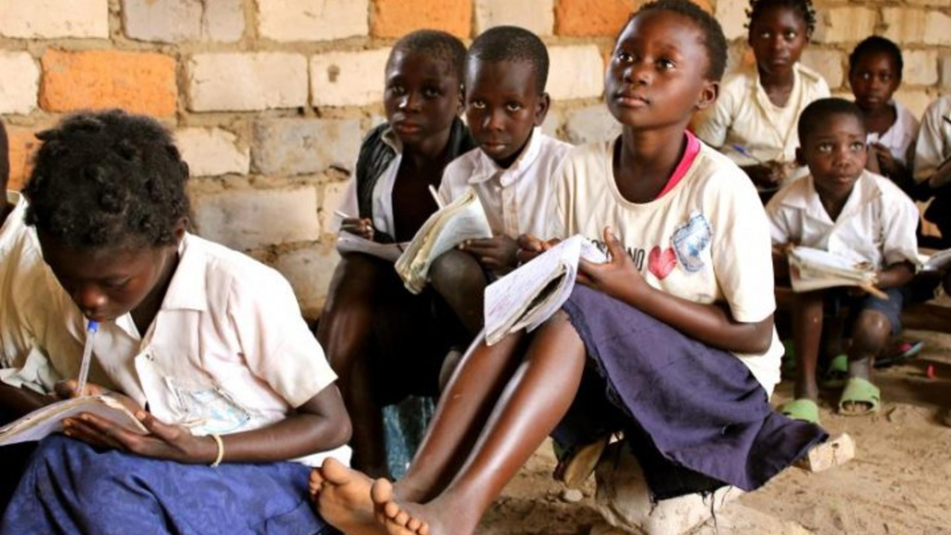 Congo girls
