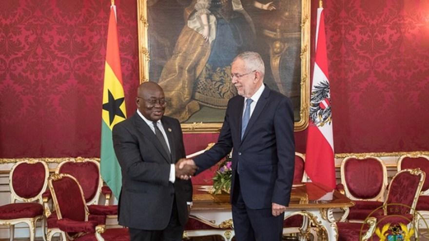 ghana presidency