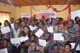 Mercy Corps Liberia Graduates 52 Apprentices