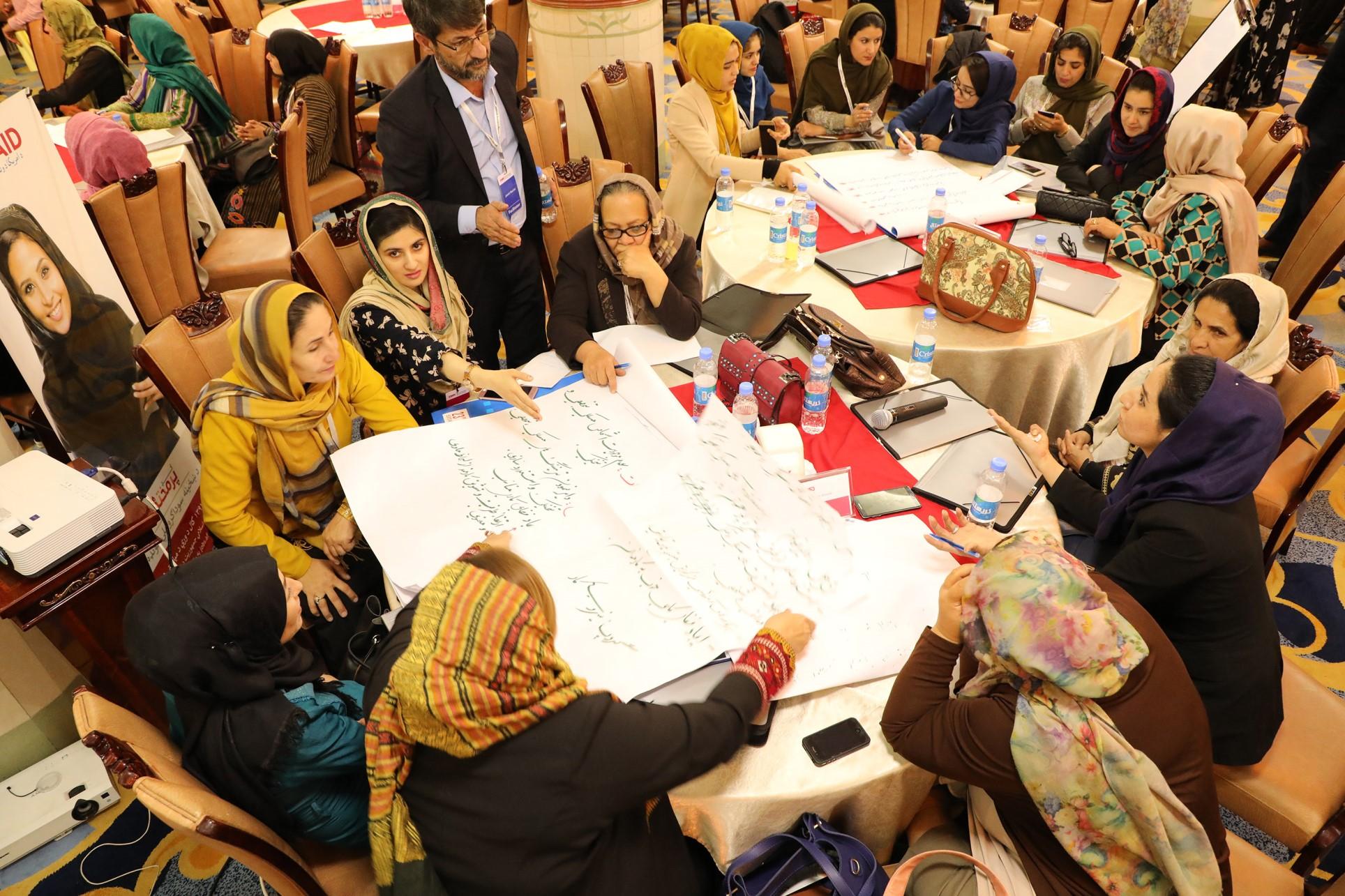 afghan women 1