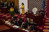 'We've Been Humbled By What We've Seen' – Nancy Pelosi Says To Ghana's Parliament