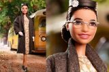 Rosa Parks, Sally Ride Join Barbie's Burgeoning Social Circle