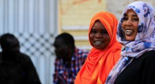 EU Delegation Visits Zamzam Camp For Displaced In North Darfur