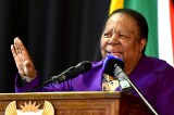 Naledi Pandor To Address 'Terrible' Gender-Based Violence At UN General Assembly