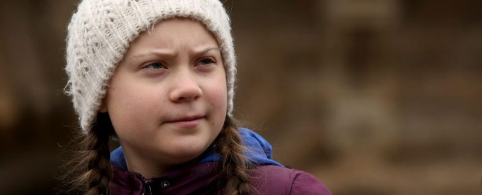 Greta Thunberg Says Coronavirus Shows World Can 'Act Fast' On Crisis