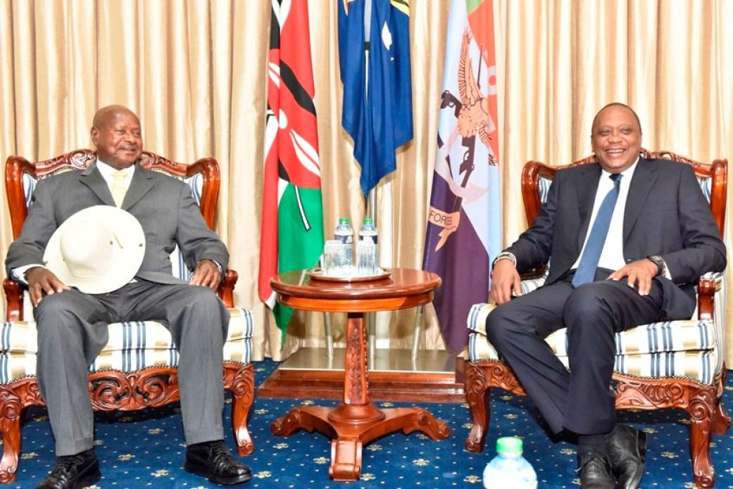 uganda and kenya