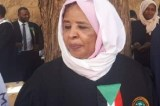 Sudan Appoints Its First Female Chief Justice