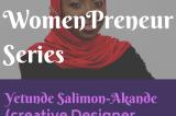 AW WomenPreneur Series : A Time To 'BeAdorned' By Yetunde Salimon-Akande