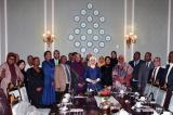 Turkey's First Lady Meets Representatives Of The Global Somali Diaspora Organization