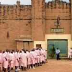 Rwanda-Prison