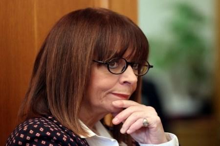 Katerina Sakellaropoulou becomes Greece's First Female President