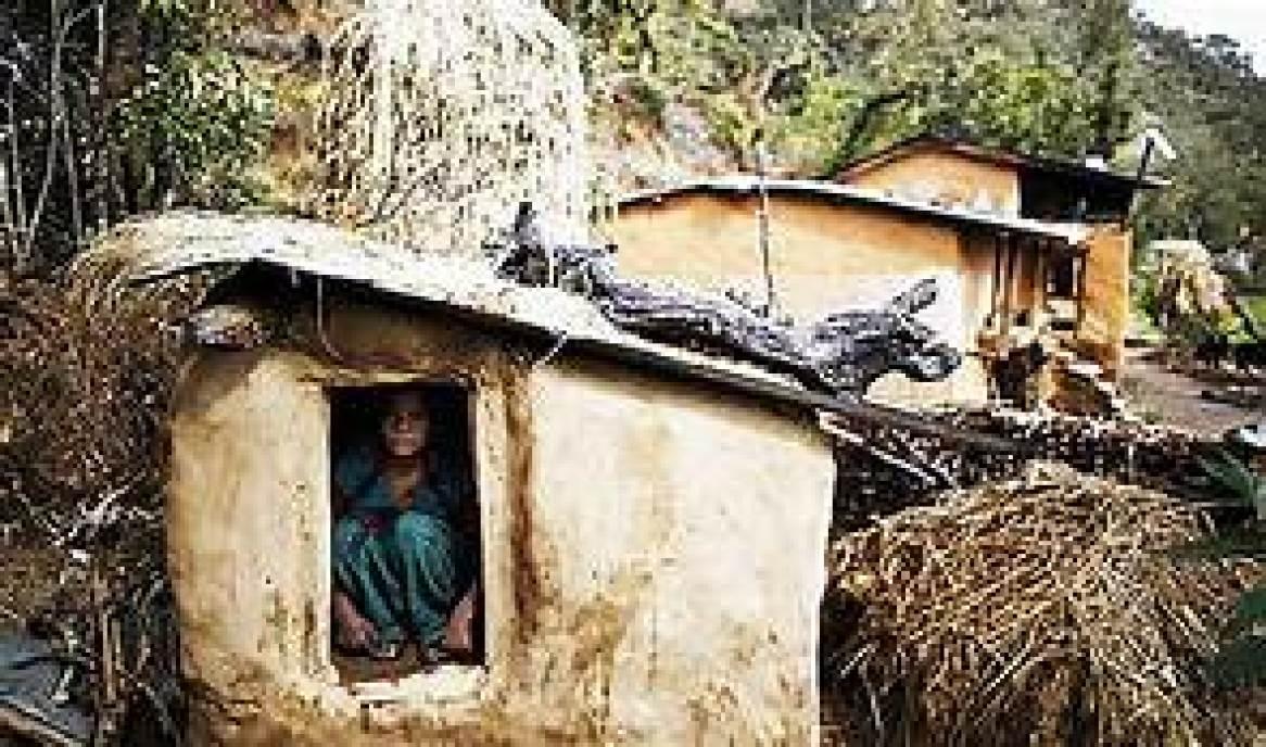 nepal hut