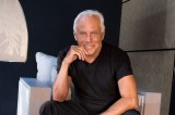 Armani Says Fashion Marketing 'Raping' Women