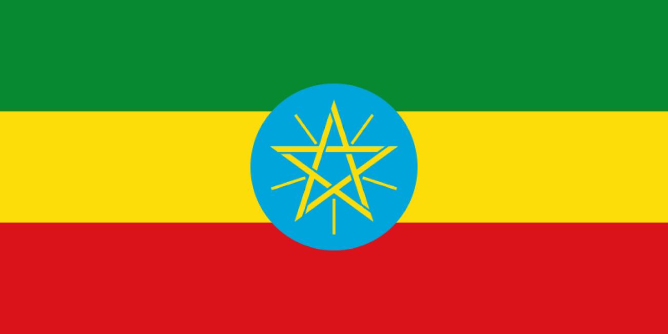 ethiopa flag