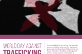 World Against Trafficking : The New Normal: Child slavery