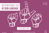 International Day Of Sign Language