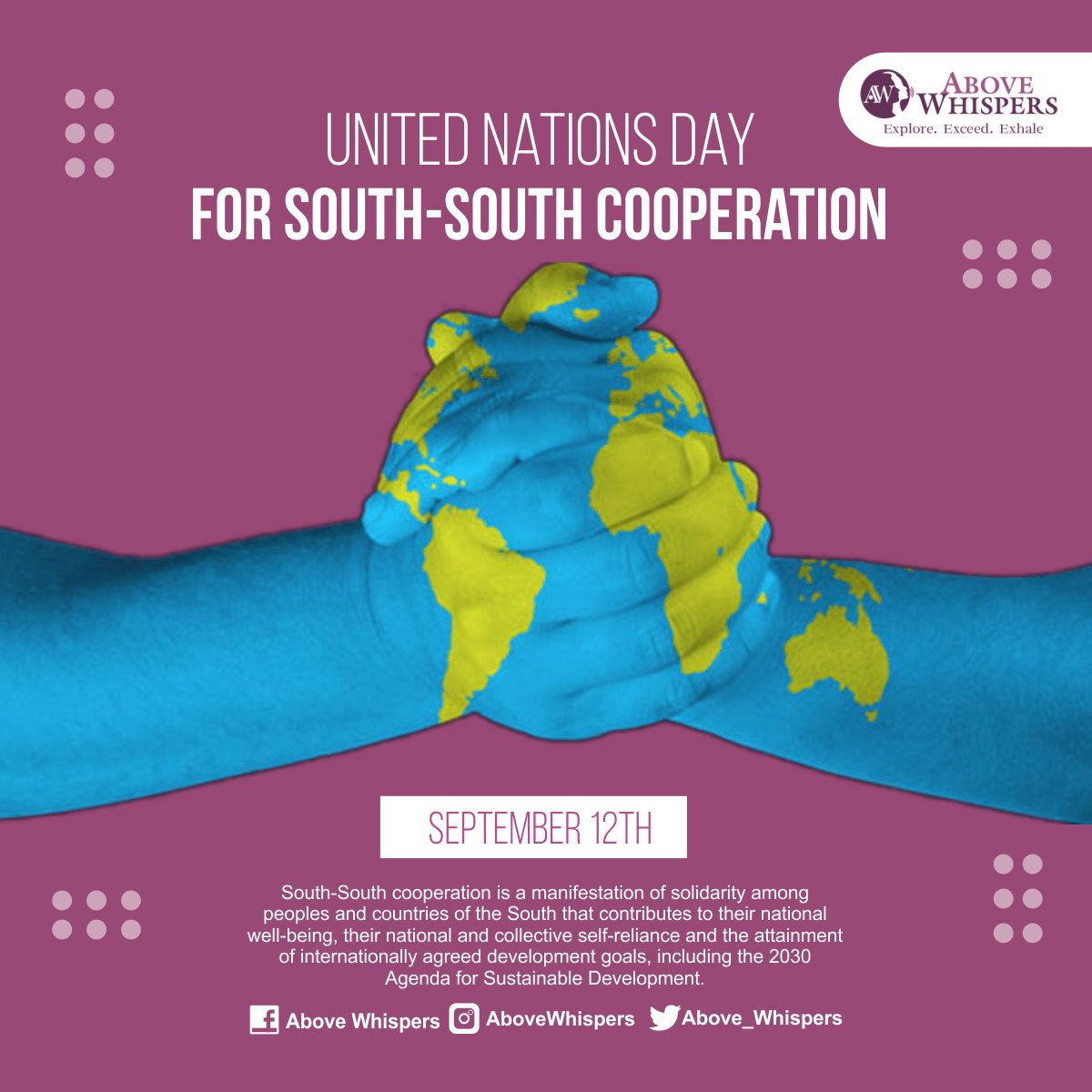 UND - South-South Cooperation