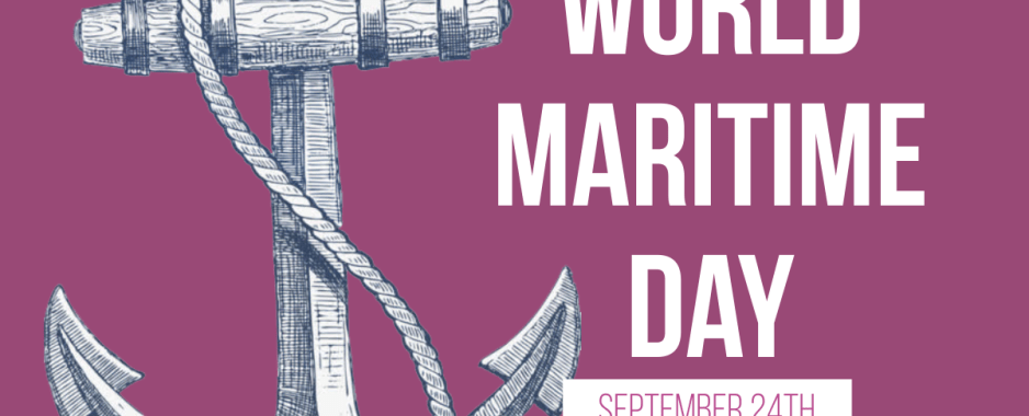 World Maritime Day : Sustainable Shipping For A Sustainable Planet