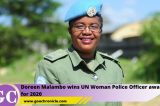 Standing Up For Vulnerable South Sudanese – UN Woman Police Officer of the Year