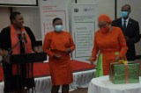 FIRST Lady Masekoalane Majoro Shares Her GBV Experience