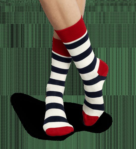 https://www.happysocks.com/de/navy-stripe-sock.html