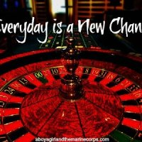 Everyday is a New Chance