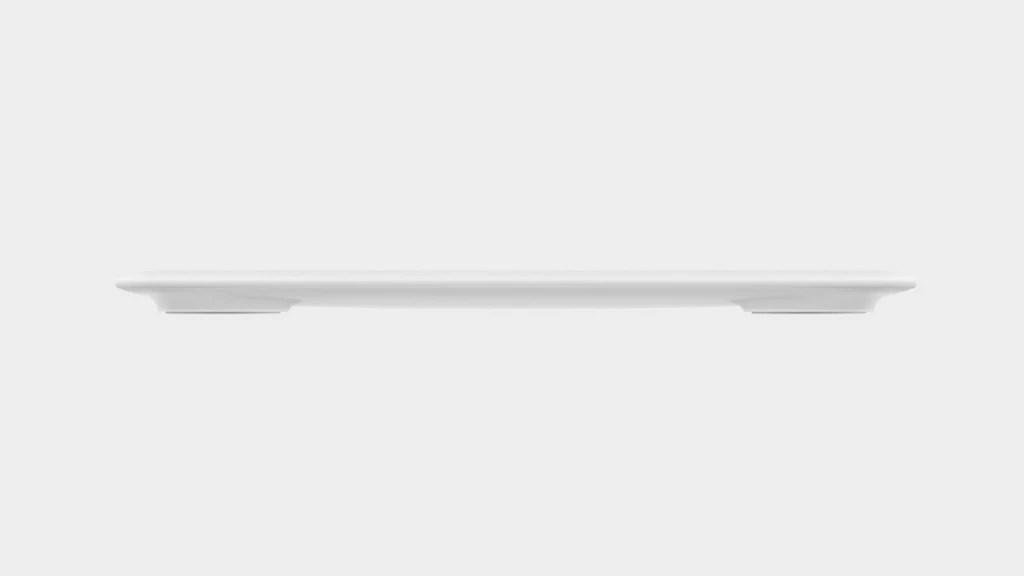 Xiaomi Mi Composition Scale 2: Σχεδίαση