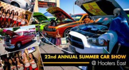 Feature car show