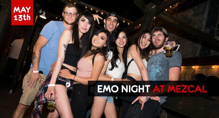 SADDurday Emo Night at Mezcal