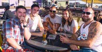 Natural Disaster Relief Fundraiser at Santa Fe Brewing Co
