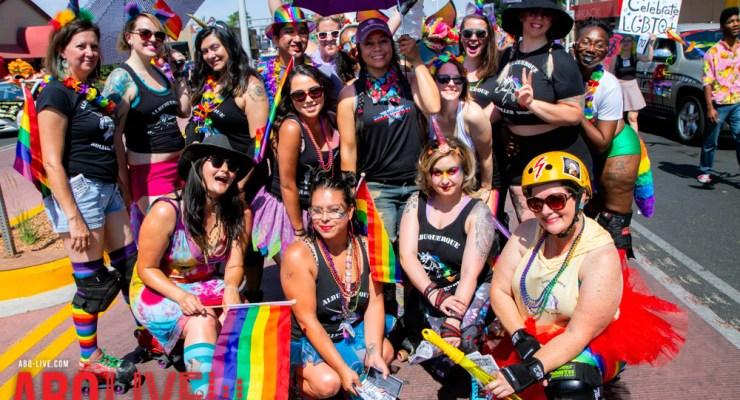 Albuquerque Pride Parade 2018 – Gallery 2