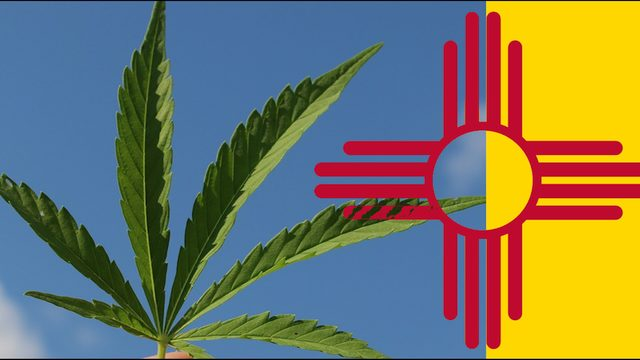 New Mexico legalized marijuana