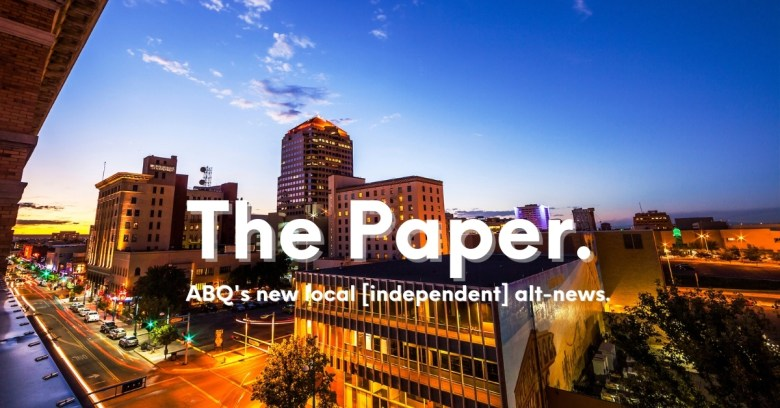 The Paper (social sharing image)