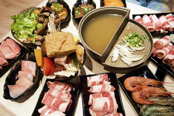 台中平價火鍋|六扇門時尚湯鍋霧峰店