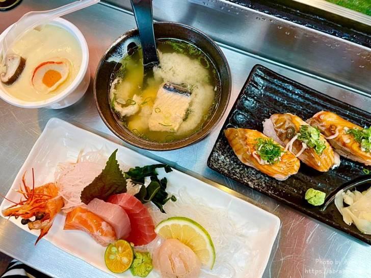 20210916121749 8 - 早餐就吃得到日本料理!第二市場阿月壽司你吃過了沒