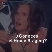 conoces el home staging?