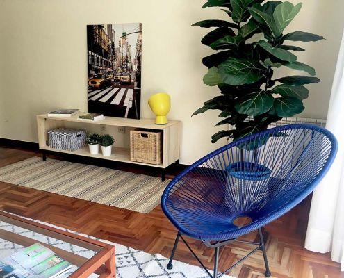 Abracadabra Decor Vigo Home Staging decora para vender o alquilar apartamento Placer