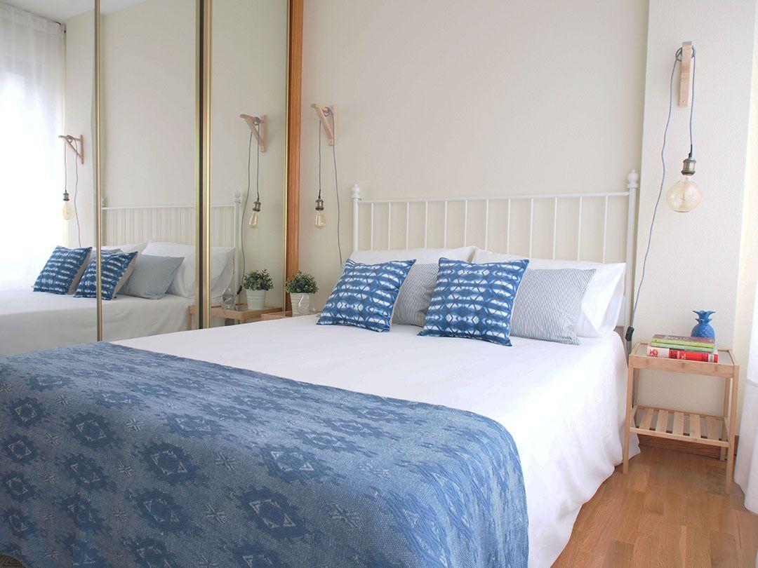 Abracadabra Decor Vigo Home Staging decora para alquilar o vender - dormitorio